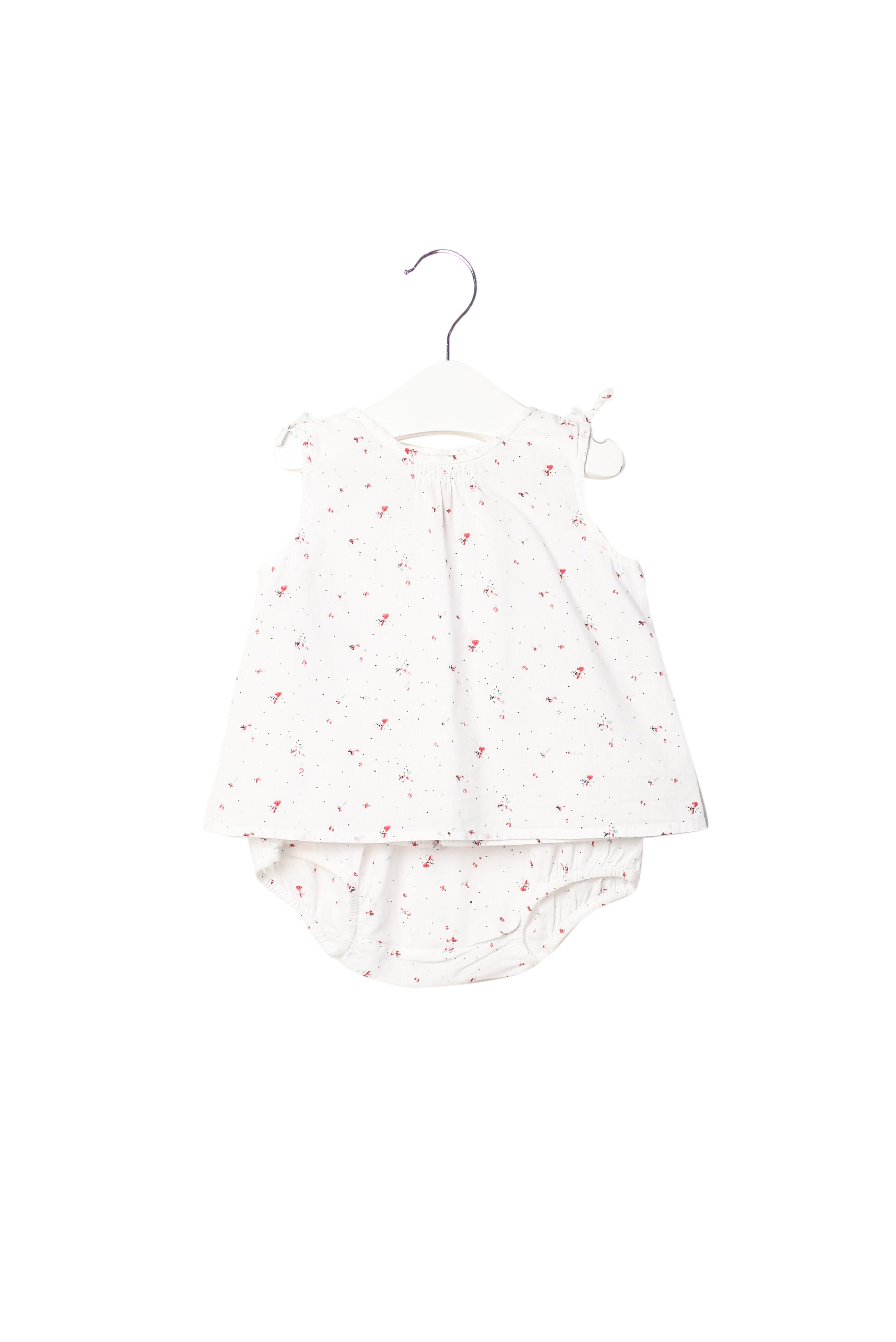 10008063 Bonpoint Baby ~ Top And Bloomers Set 3M at Retykle