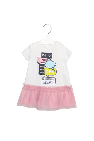 10015001 Fendi Baby~ Dress 12M at Retykle