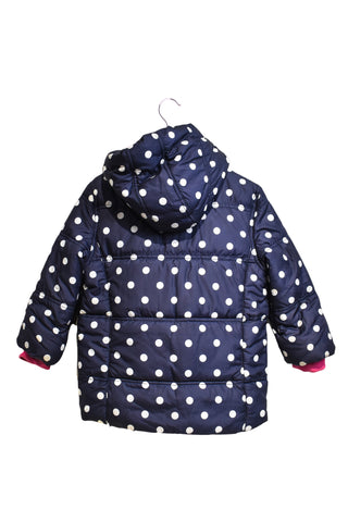 10018013 Jojo Maman Bebe Kids~Puffer Jacket 5-6T at Retykle