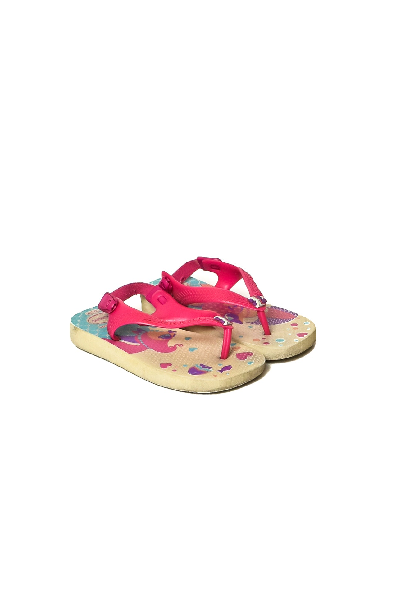10008412 Havaianas Kids ~ Flip Flops 4T (EU 25/26) at Retykle