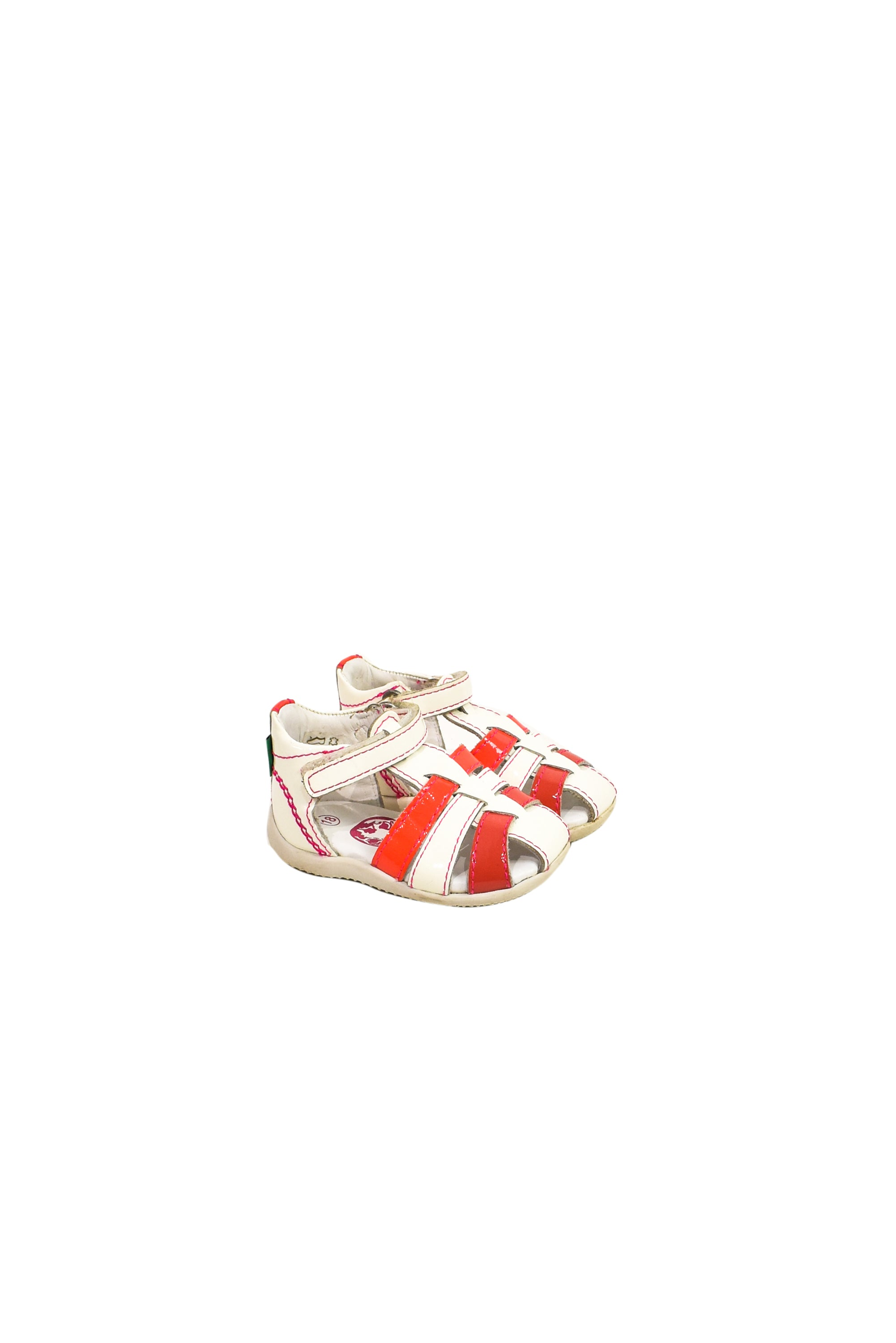 10021200 Kickers Baby~Shoes 6-12M (EU 18) at Retykle