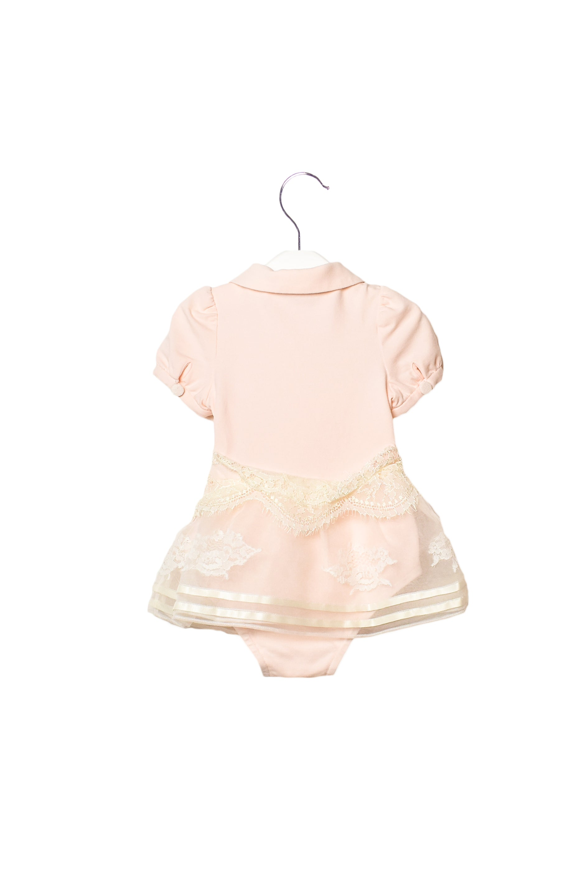 10008606 Nicholas & Bears Baby~Romper Dress 3M at Retykle
