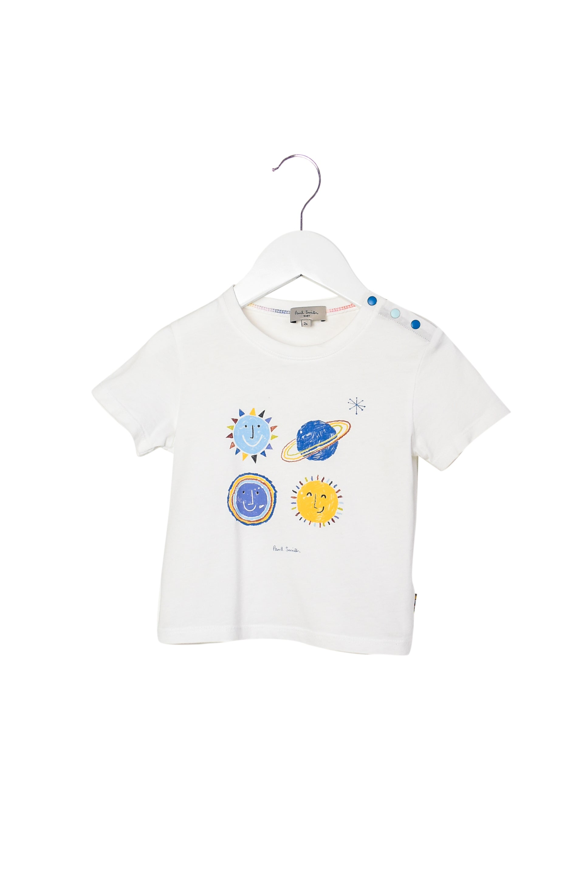 10008238 Paul Smith Kids~ T-Shirt 2T at Retykle