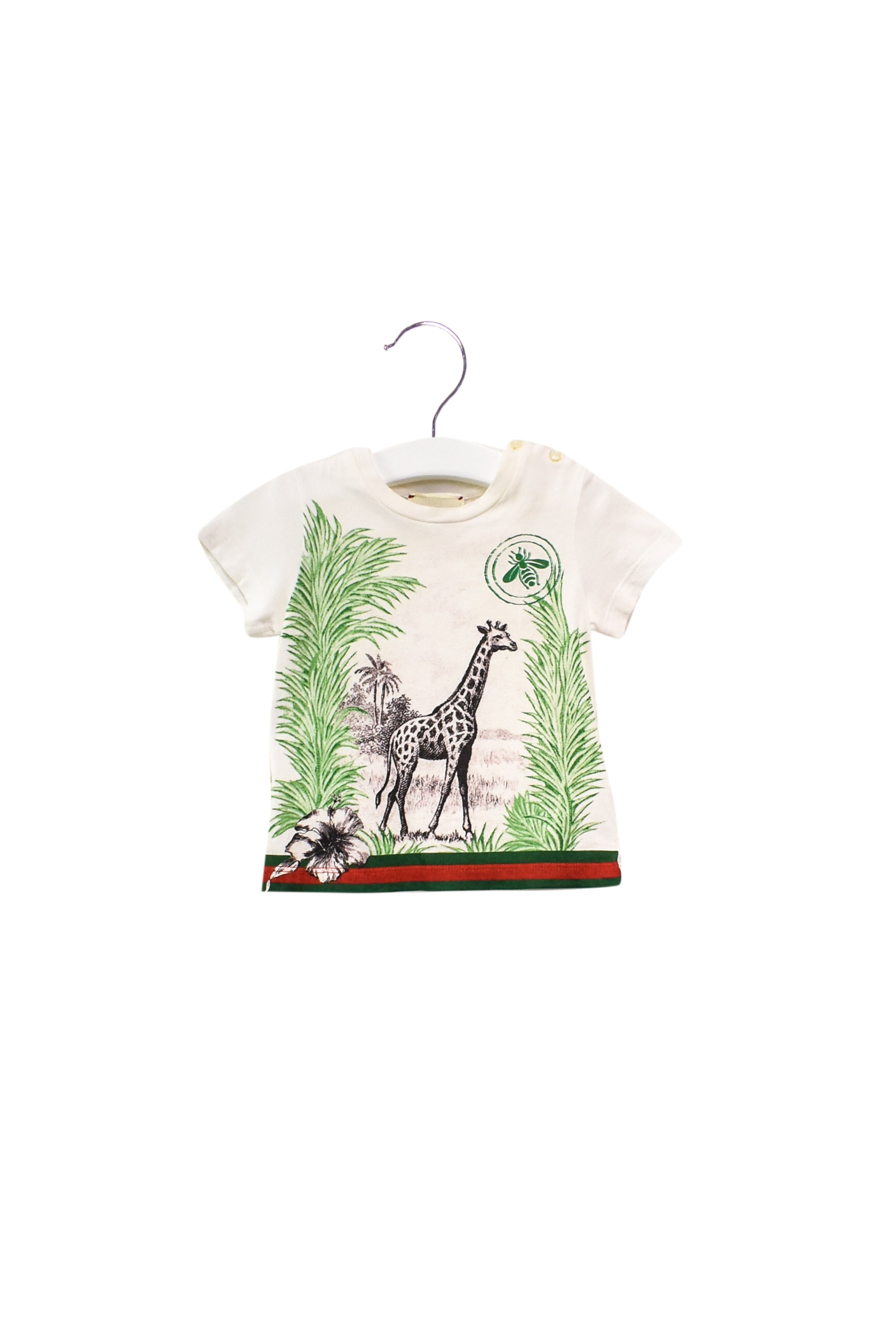 b354932f6 10026902 Gucci Baby~T-Shirt and Bloomer Set 9-12M at Retykle
