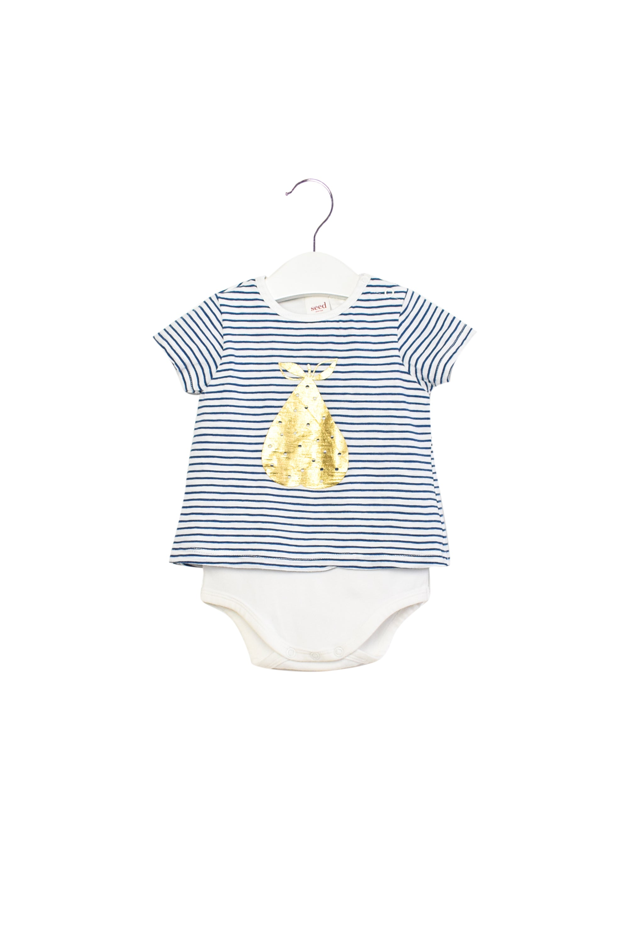 10011735 Seed Baby ~ Bodysuit 6-12M at Retykle