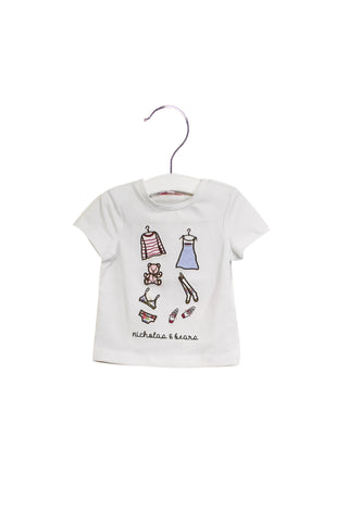 10025814 Nicholas & Bears Baby~T-Shirt 18M at Retykle
