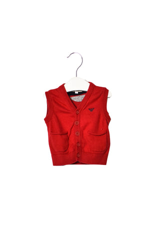 10009215 Armani Baby~Cardigan 6M at Retykle