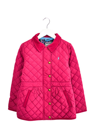 10009494 Joules Kids~ Quilted Jacket 8 at Retykle