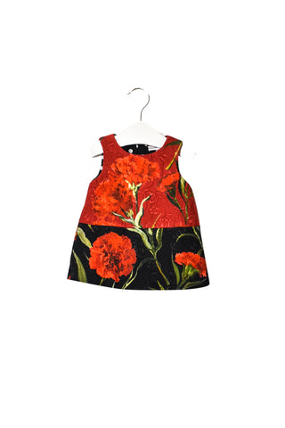 10009637 Dolce & Gabbana Baby~ Dress and Bloomer 3-6M at Retykle