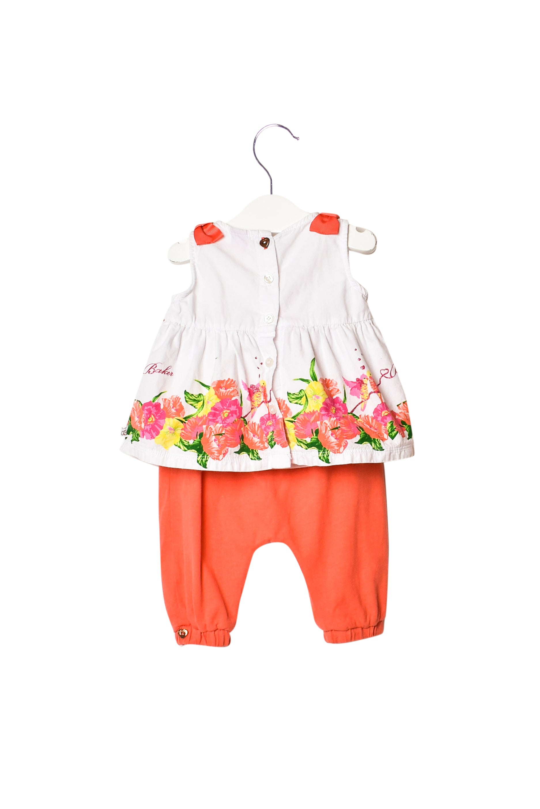 4d9004ec4e8a 10009718 Baker by Ted Baker Baby~Top and Leggings 3-6M at Retykle