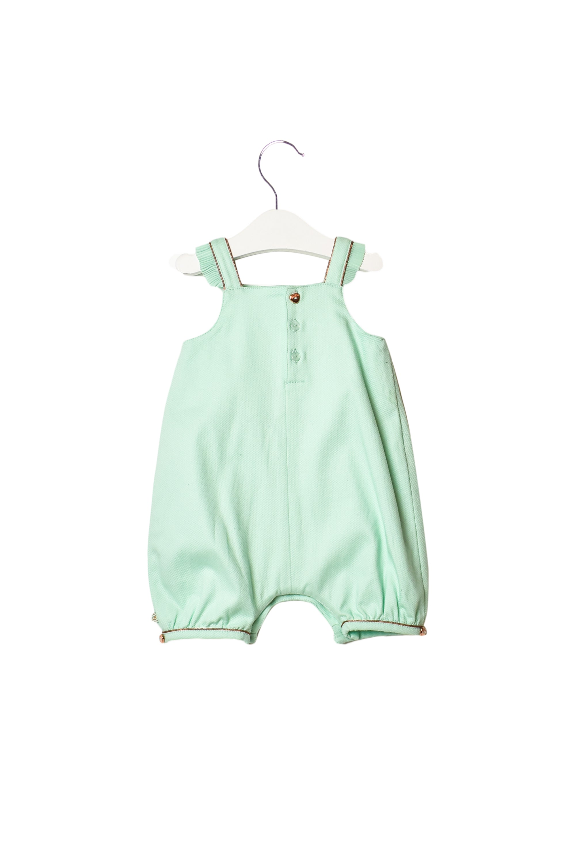 02c6d4549791 10009726 Baker by Ted Baker Baby~Romper and Hat Set 3-6M at Retykle