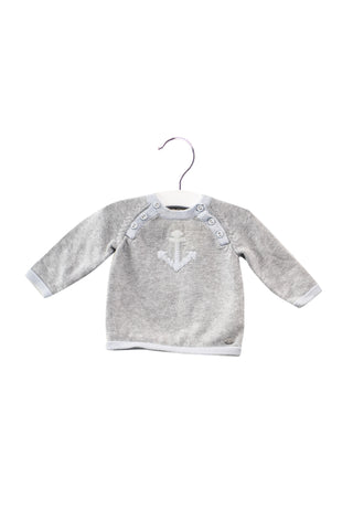 10027817 Cyrillus Baby~Sweater 3M at Retykle