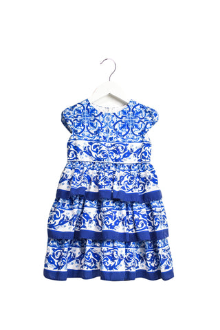10018703 Monsoon Kids~Dress 5T at Retykle