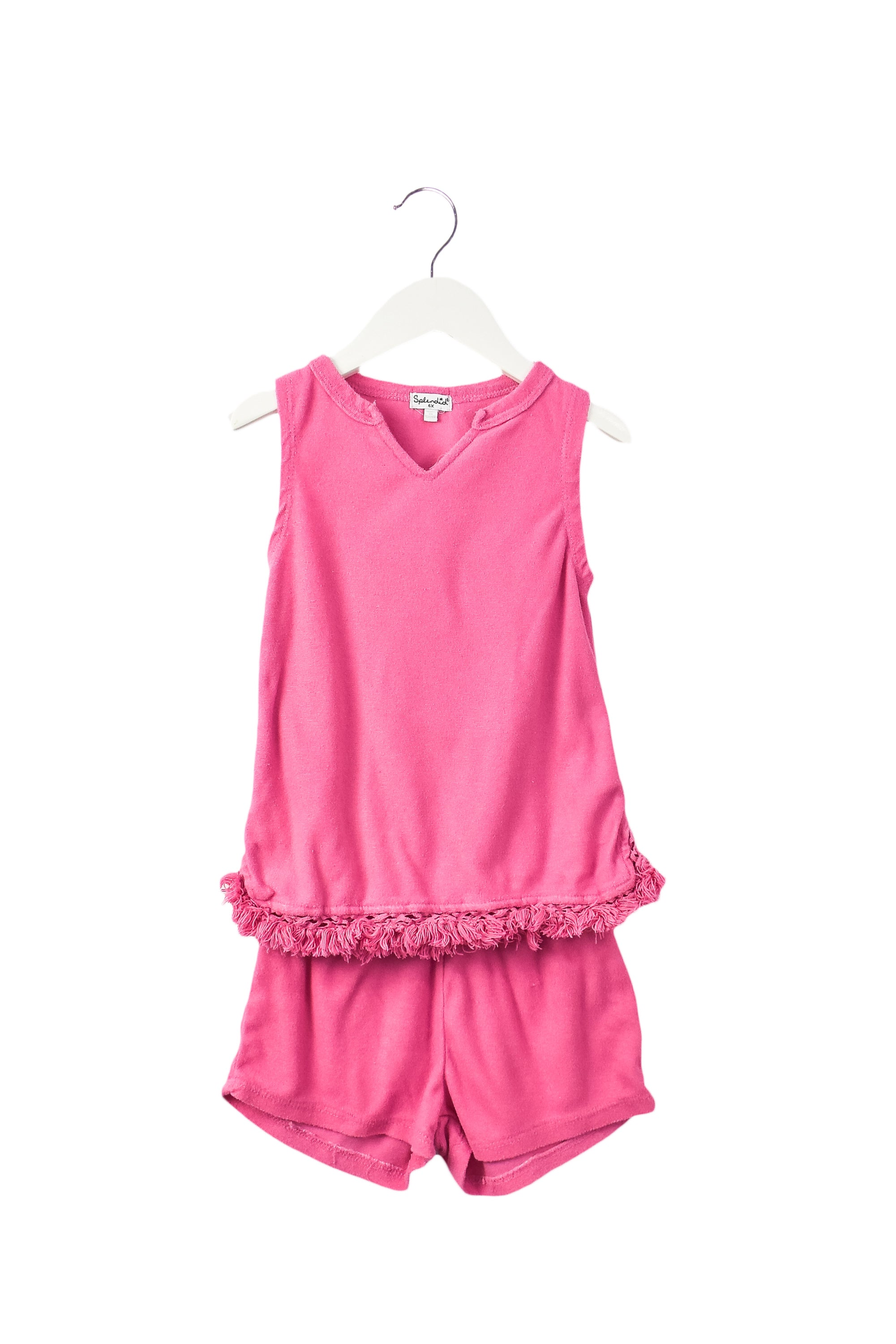 10033637 Splendid Kids~Top and Shorts Set 6T at Retykle