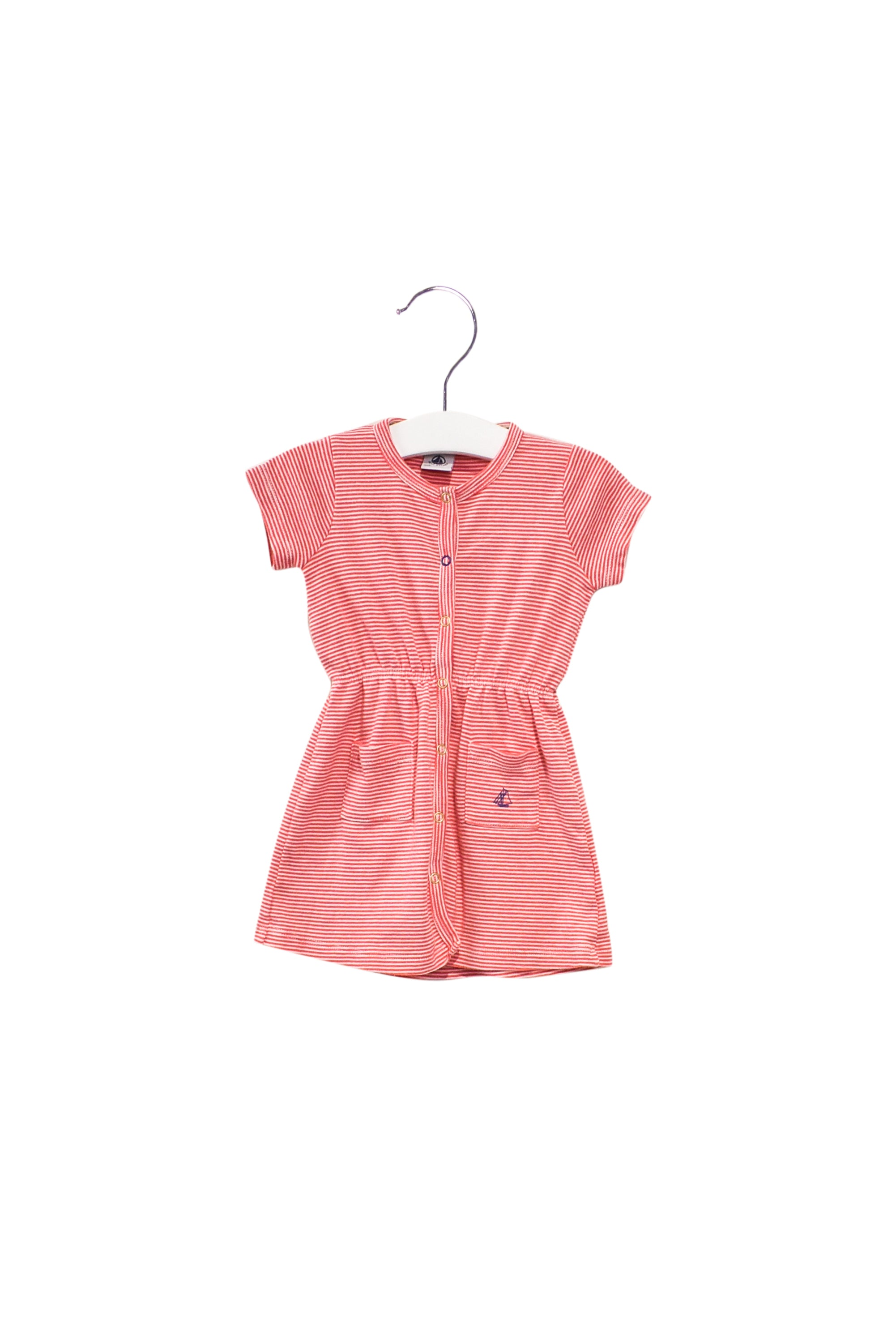 10028348 Petit Bateau Baby~Dress 12M at Retykle