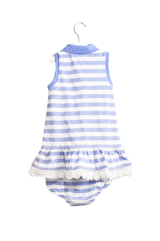 10018737 Ralph Lauren Baby~Dress and Bloomer 18M at Retykle