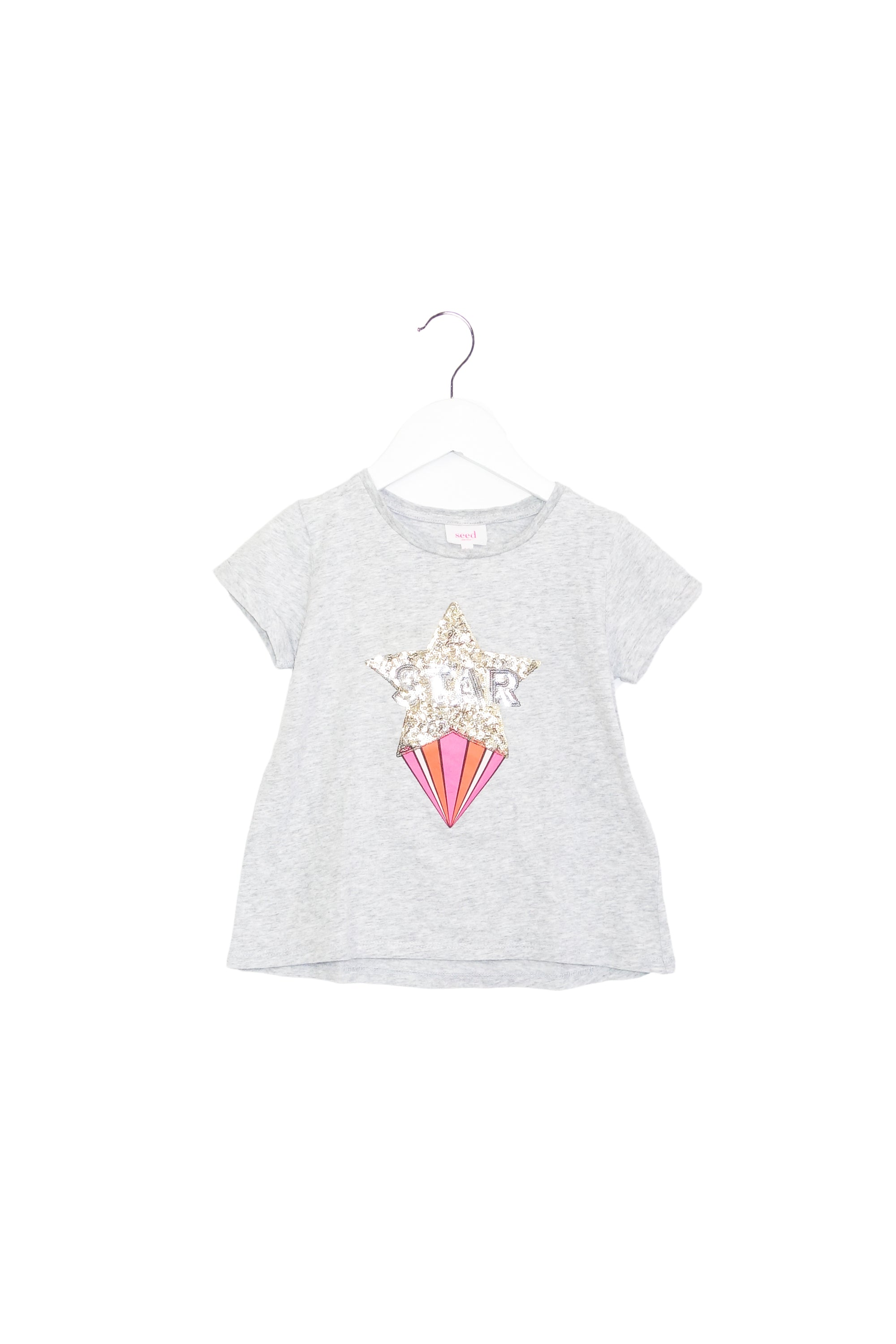 10013185 Seed Kids ~ T-Shirt 4-5T at Retykle