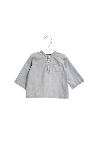 10021300 Bonpoint Baby~Shirt 12M at Retykle