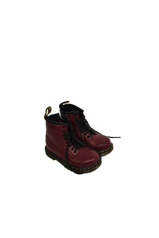 10018093 Dr. Martens Baby~Boots 18-24M (US 6.5) at Retykle