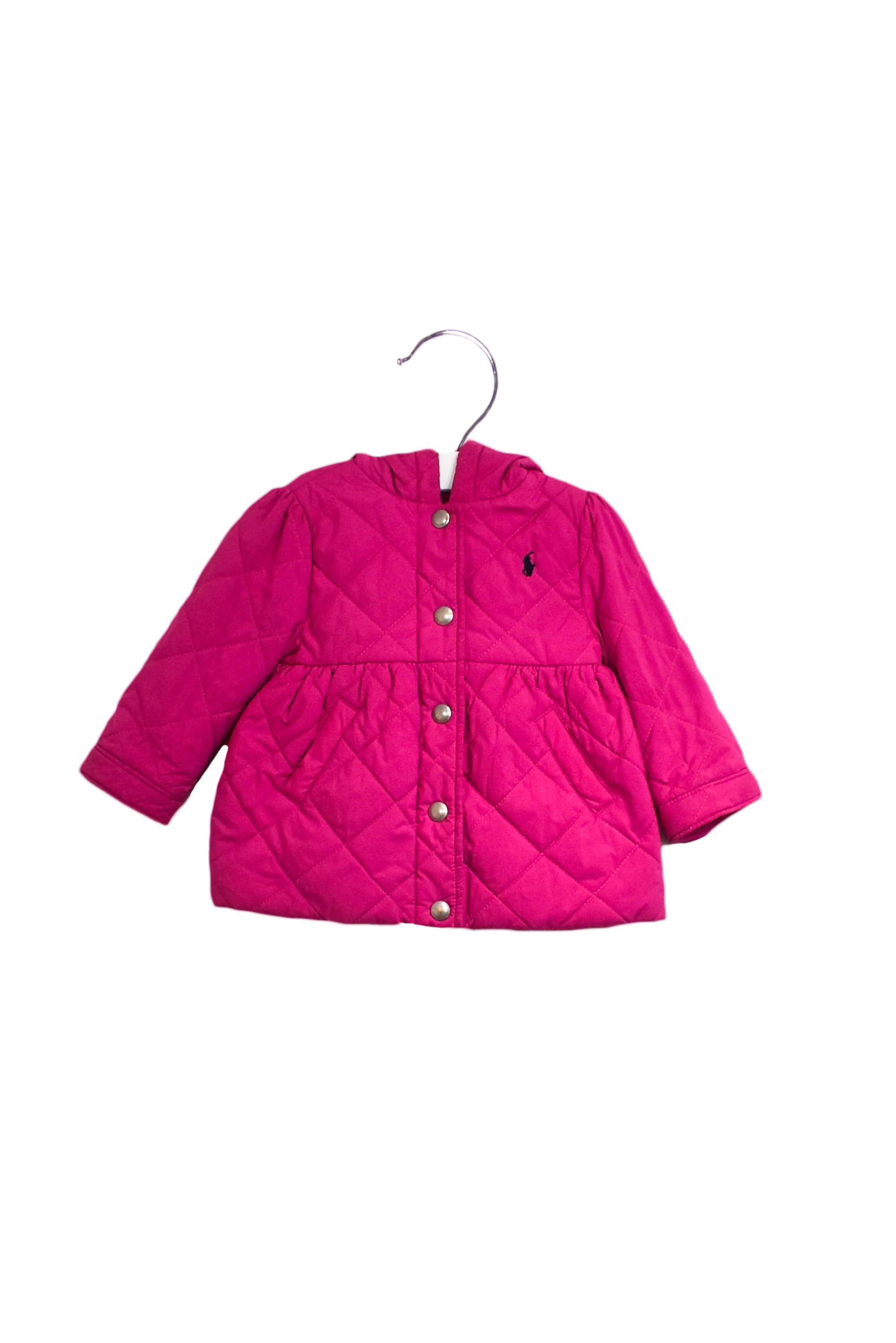 22214a929 10024724 Ralph Lauren Baby~Quilted Jacket 12M at Retykle