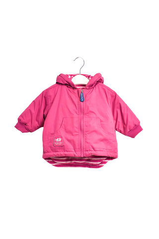 10019099 Jojo Maman Bebe Baby~Rain Jacket 6-12M (Reversible) at Retykle