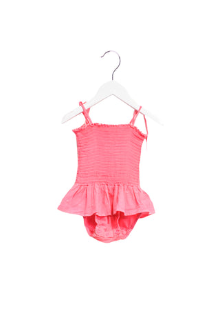 10022278 Seed Baby~Romper 6-12M
