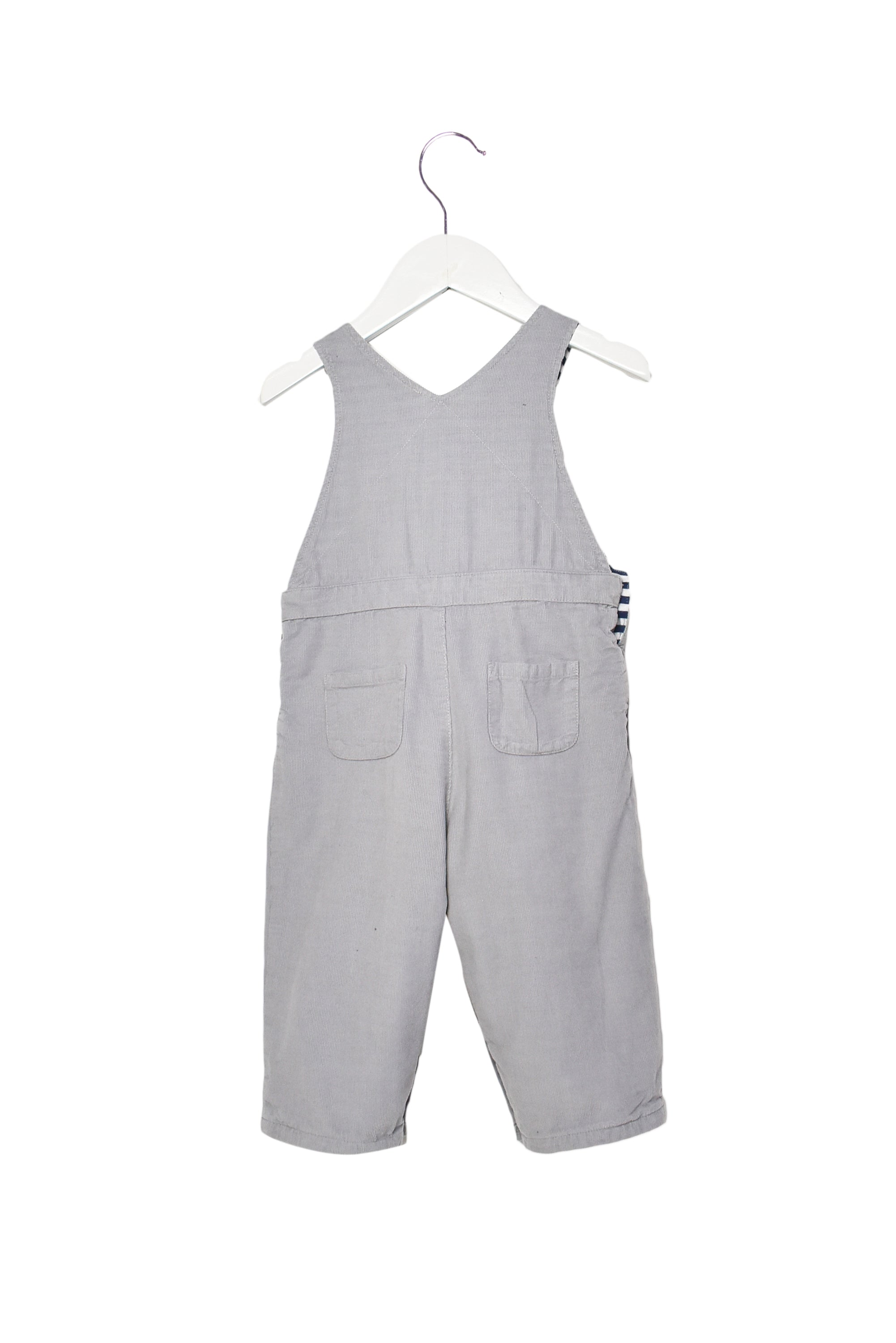 10011918 The Little White Company Baby ~ Overall 9-12M at Retykle