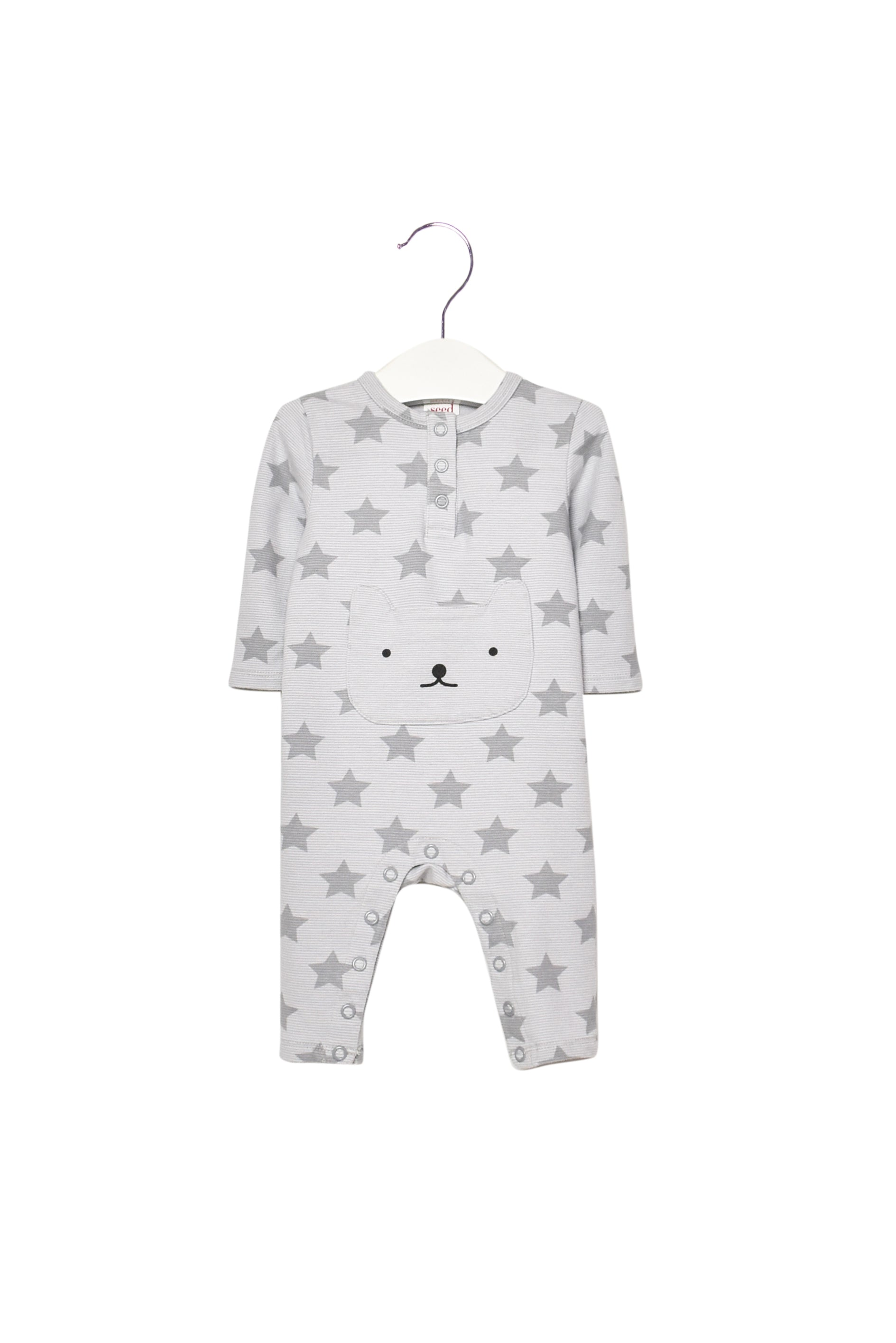 10011958 Seed Baby ~ Jumpsuit 0-3M at Retykle
