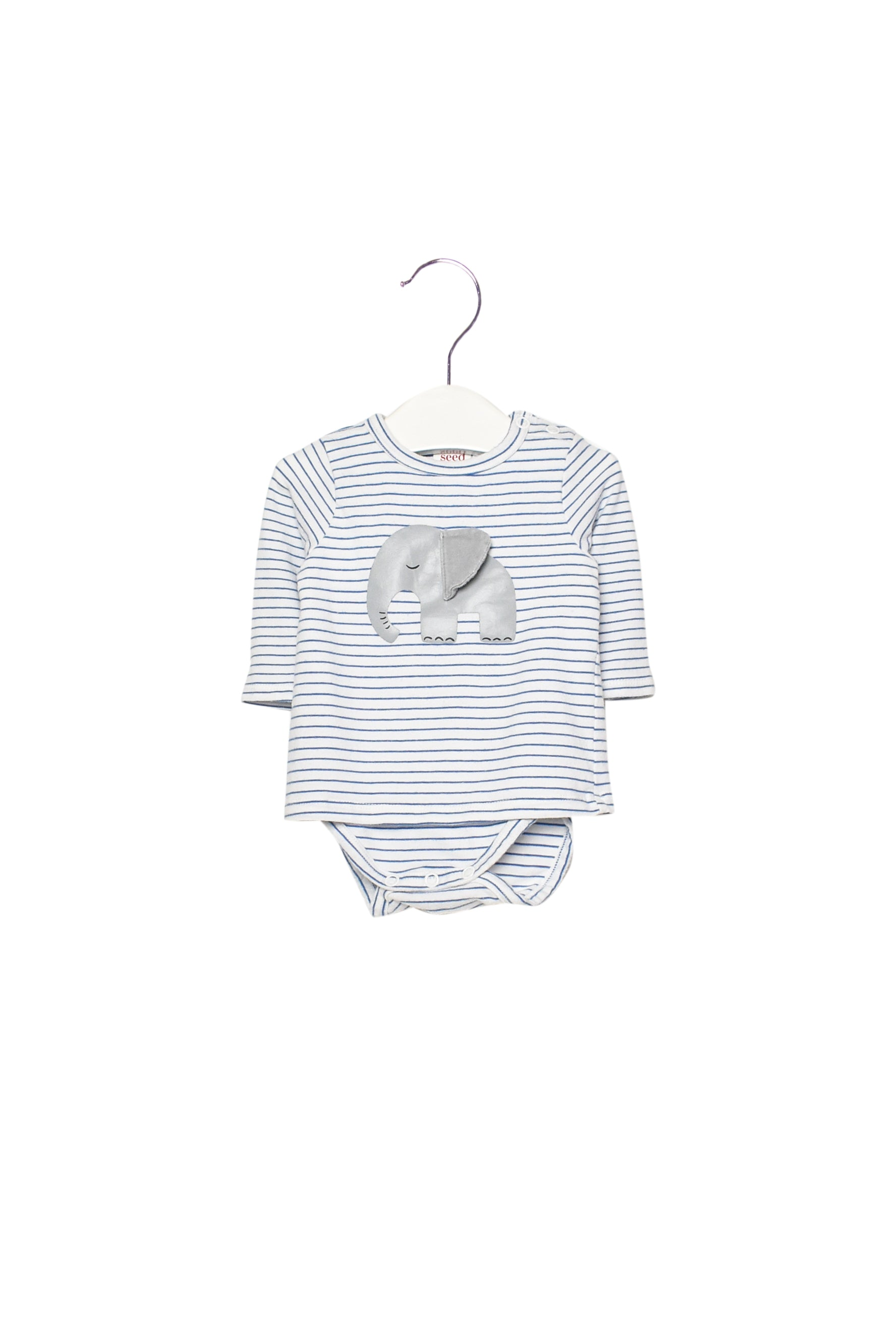 10011963 Seed Baby ~ Bodysuit NB at Retykle