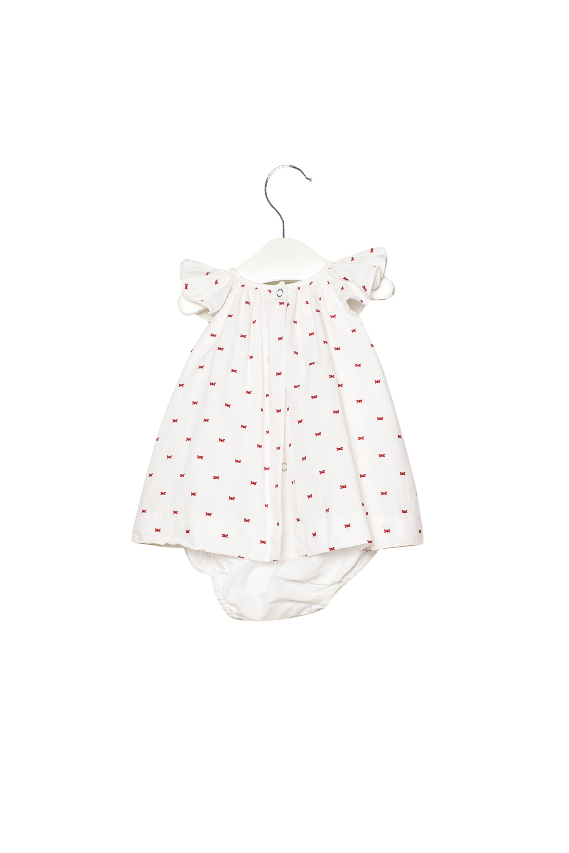 10012020 Jacadi Baby ~ Romper Dress 6M at Retykle