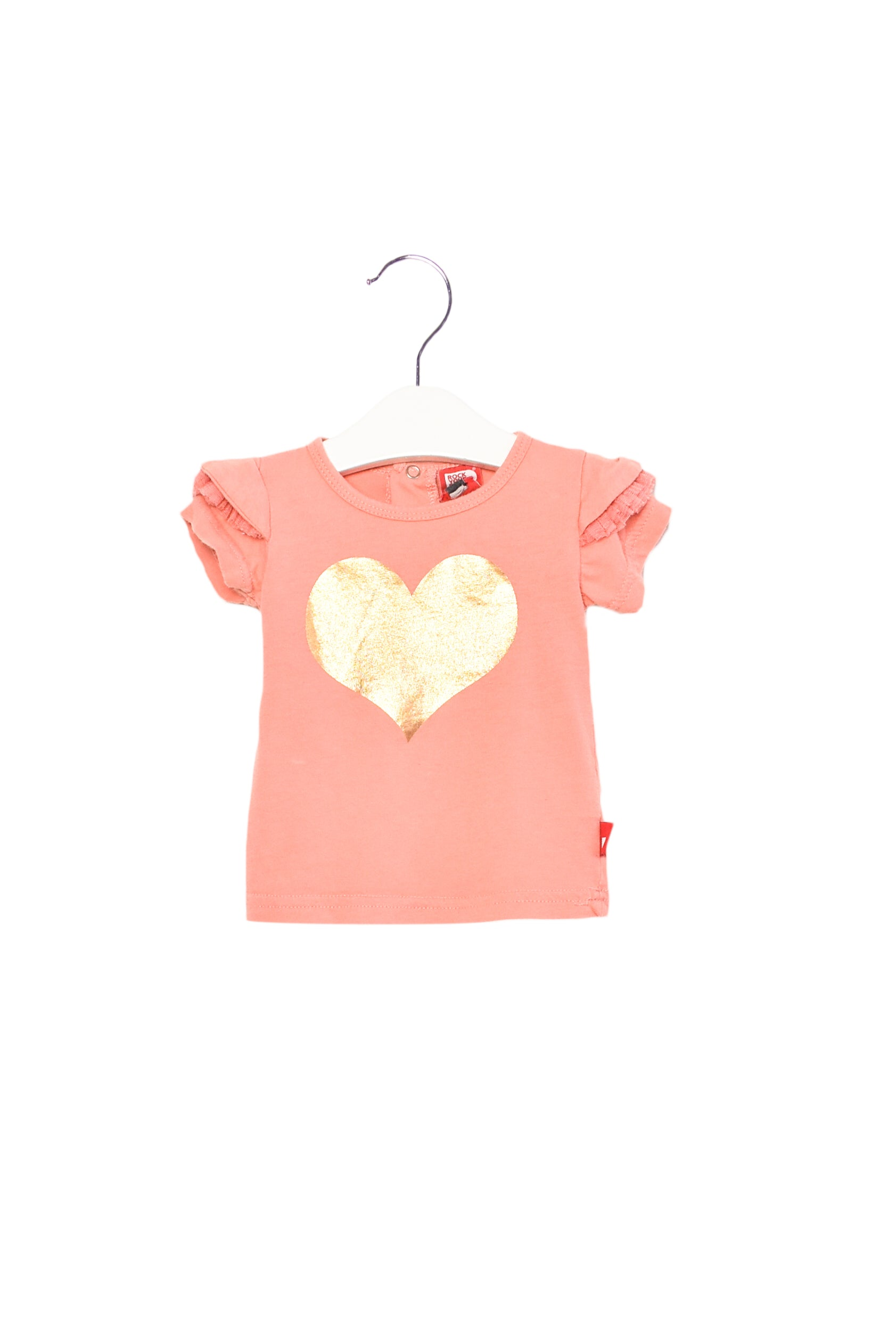 10012147 Rock Your Baby ~ T-Shirt 3-6M at Retykle