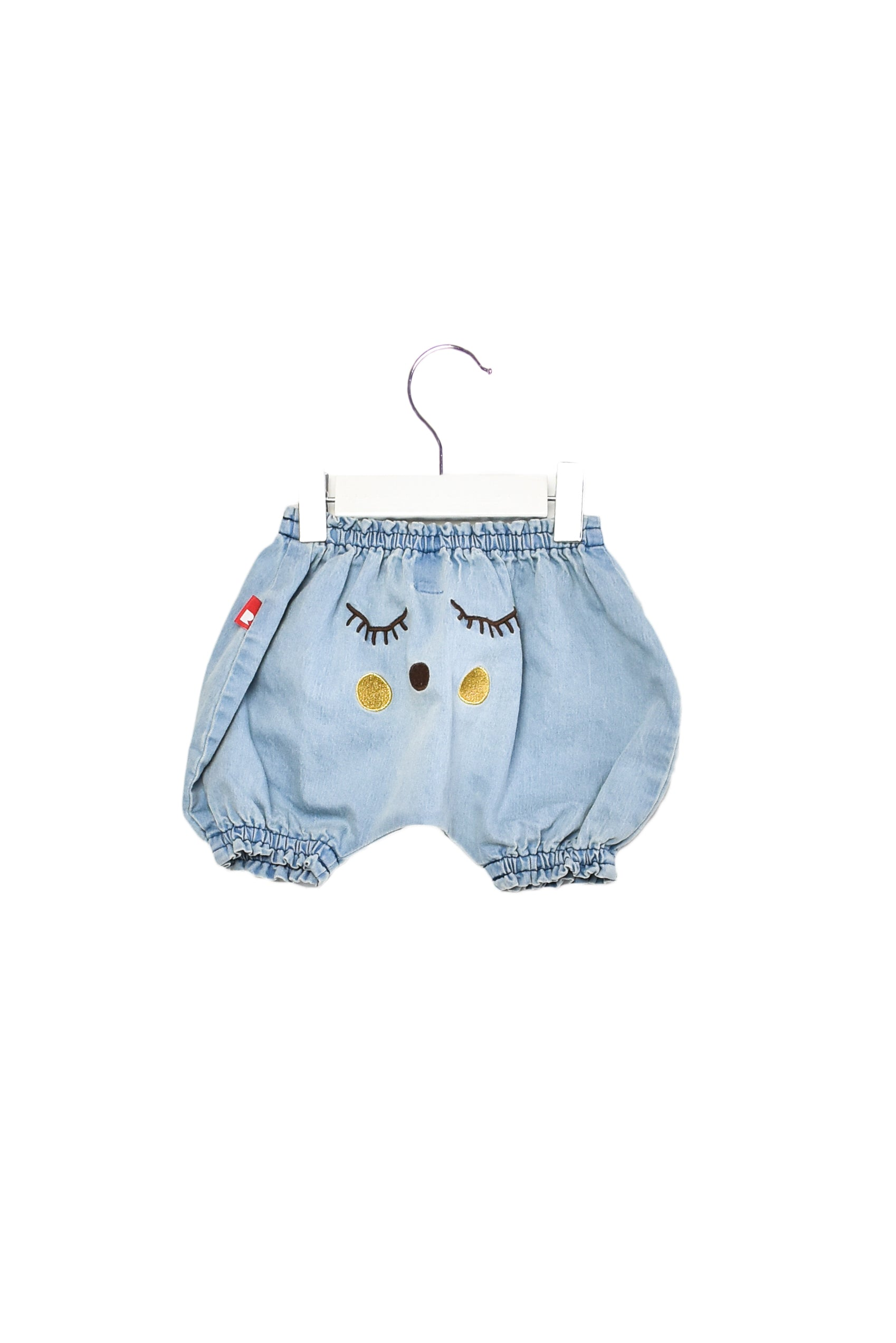 10012159 Rock Your Baby ~ Shorts 0-3M at Retykle