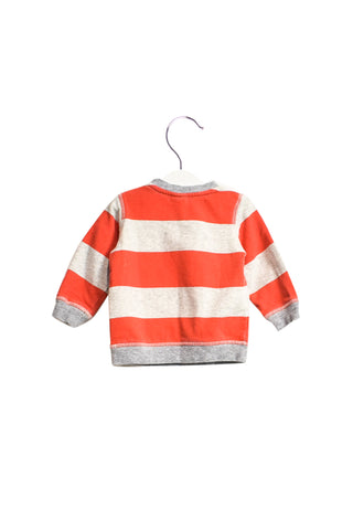 10020747 Seed Baby~Sweatshirt 0-3M at Retykle