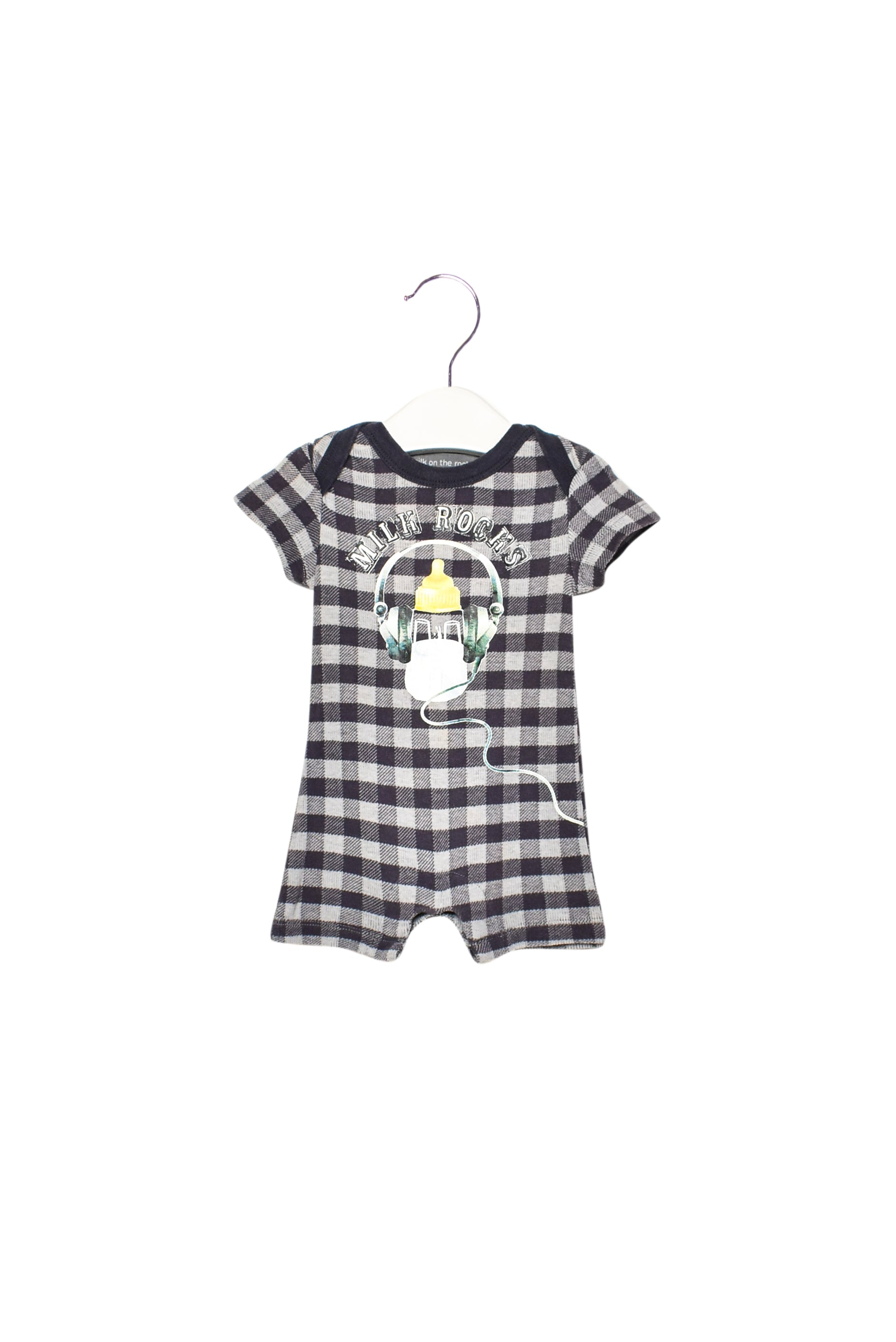 10012167 Milk on the Rocks Baby ~ Romper 3M at Retykle