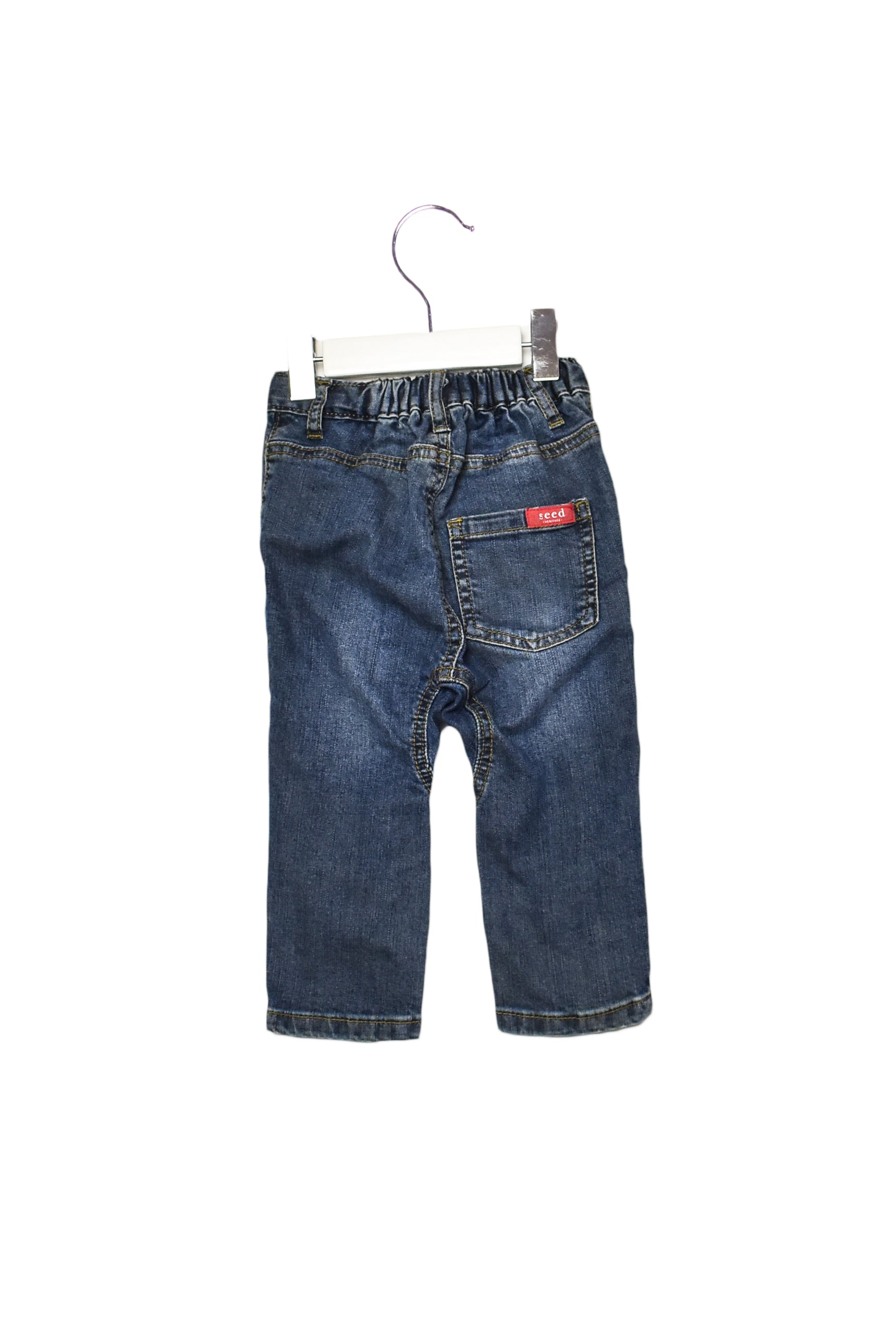 10012172 Seed Baby ~ Jeans 12-18M at Retykle