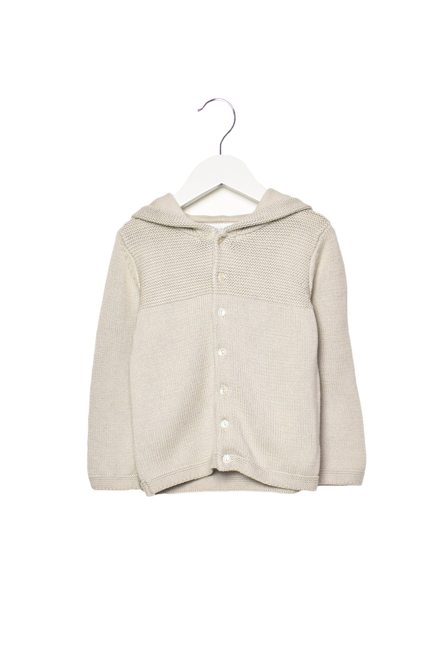 10012186 The Little White Company Baby ~ Cardigan 18-24M at Retykle