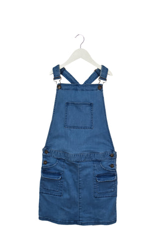 10035802 Country Road Kids~Overall Dress 12