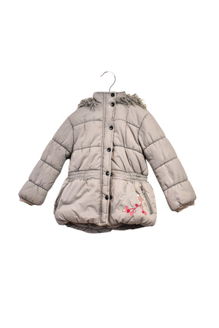 10023586 La Compagnie des Petits Kids~Puffer Jacket 5T at Retykle