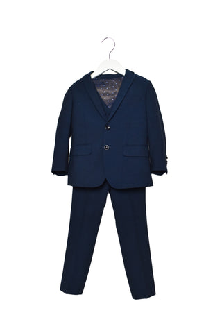10012605 Isaac Mizrahi Kids ~ 3 Piece Suit Set 4T at Retykle