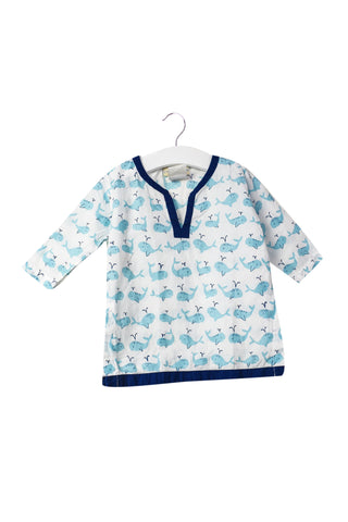 10044748 Pottery Barn Baby~Tunic 6-12M at Retykle