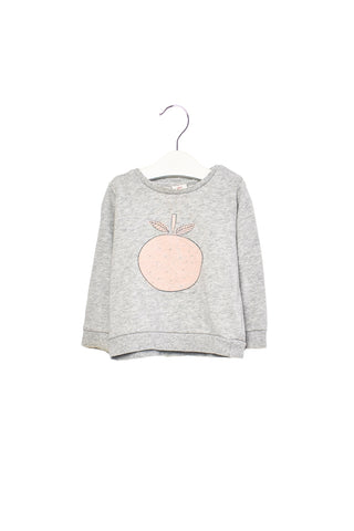 10012723 Seed Baby ~ Sweatshirt 12-18M at Retykle
