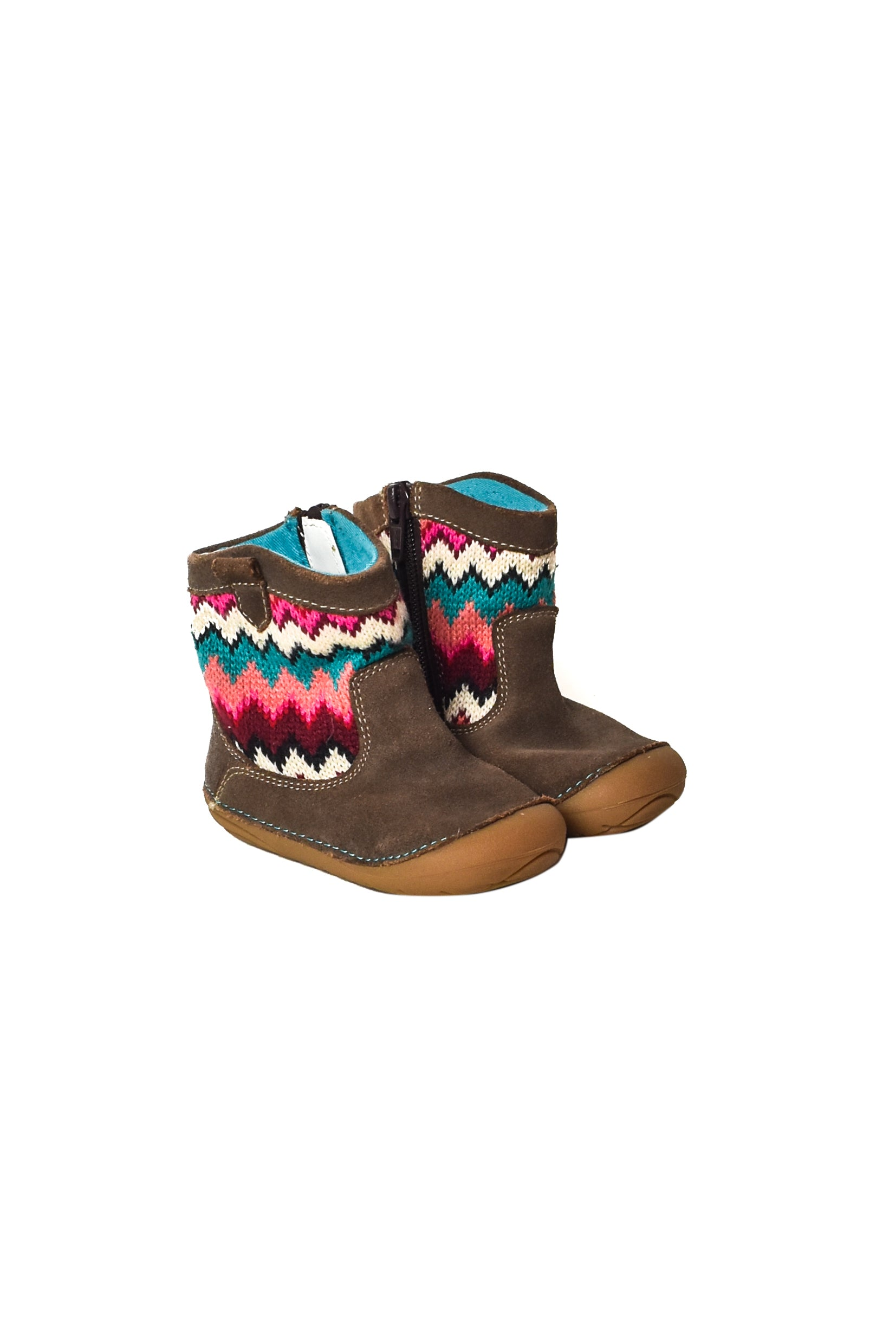 10012733 Stride Rite Baby ~ Boots 18-24M (EU 21.5) at Retykle