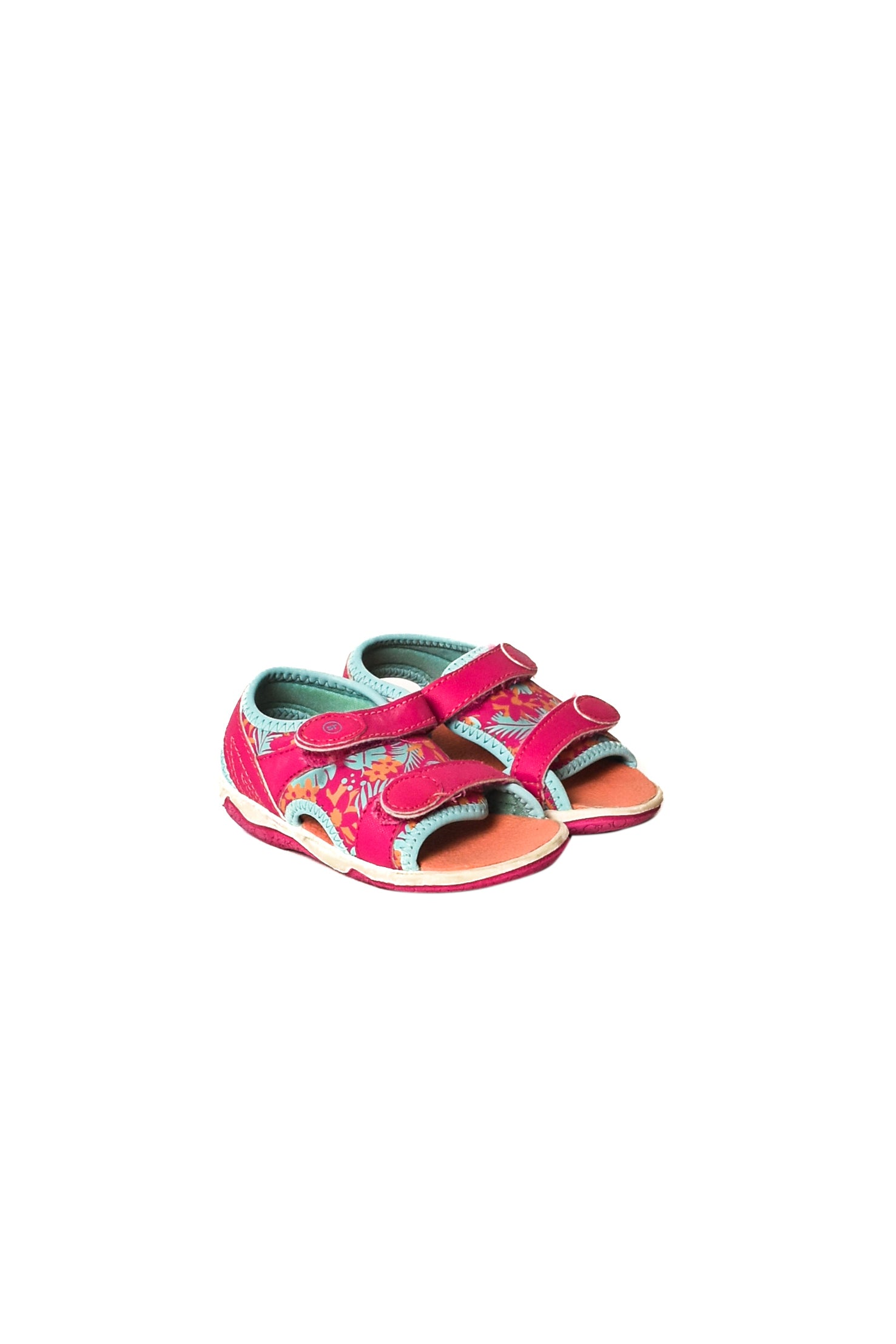 10012738 Stride Rite Baby ~ Sandals 18-24M (EU 22) at Retykle
