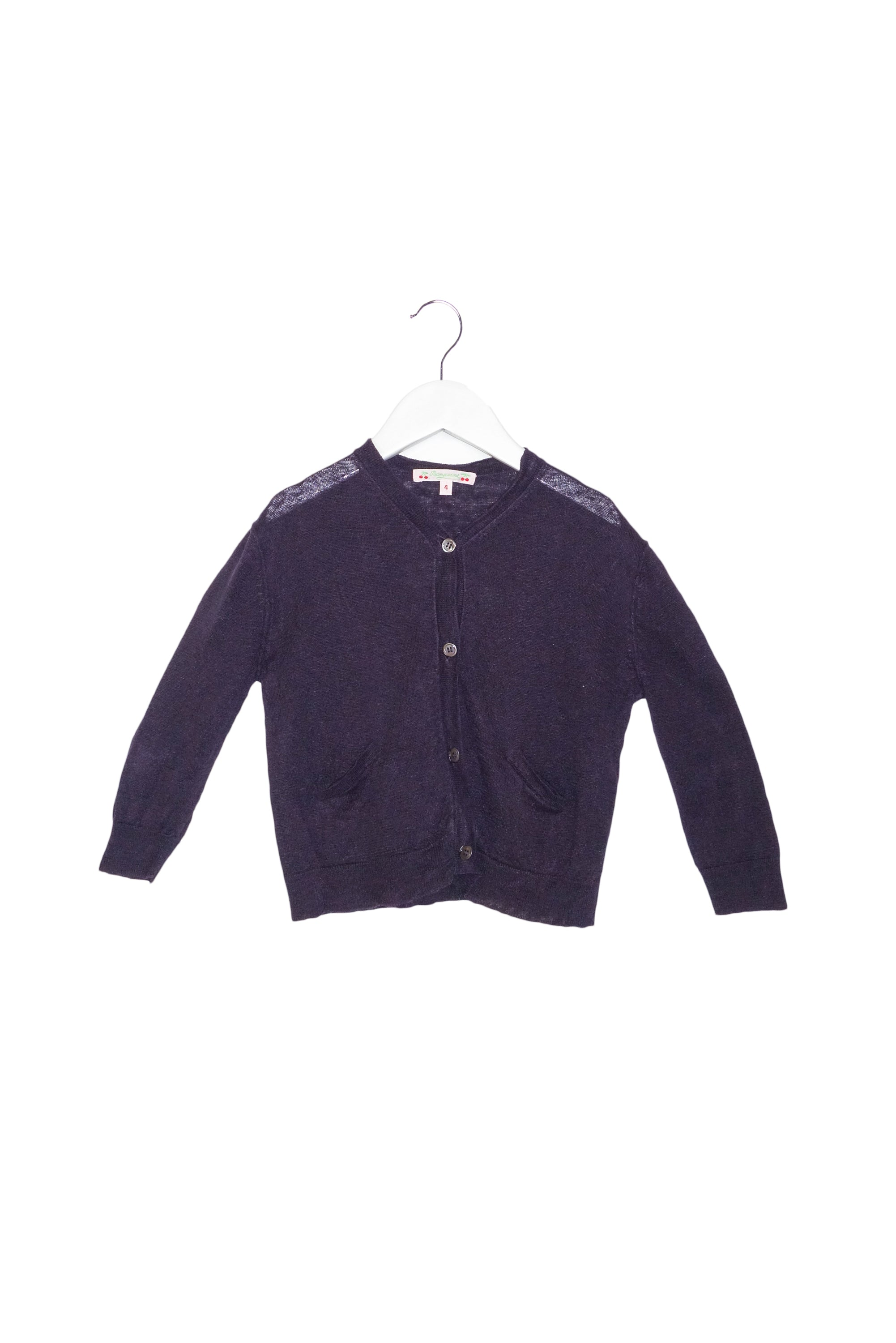 10012943 Bonpoint Kids~Cardigan 4T at Retykle