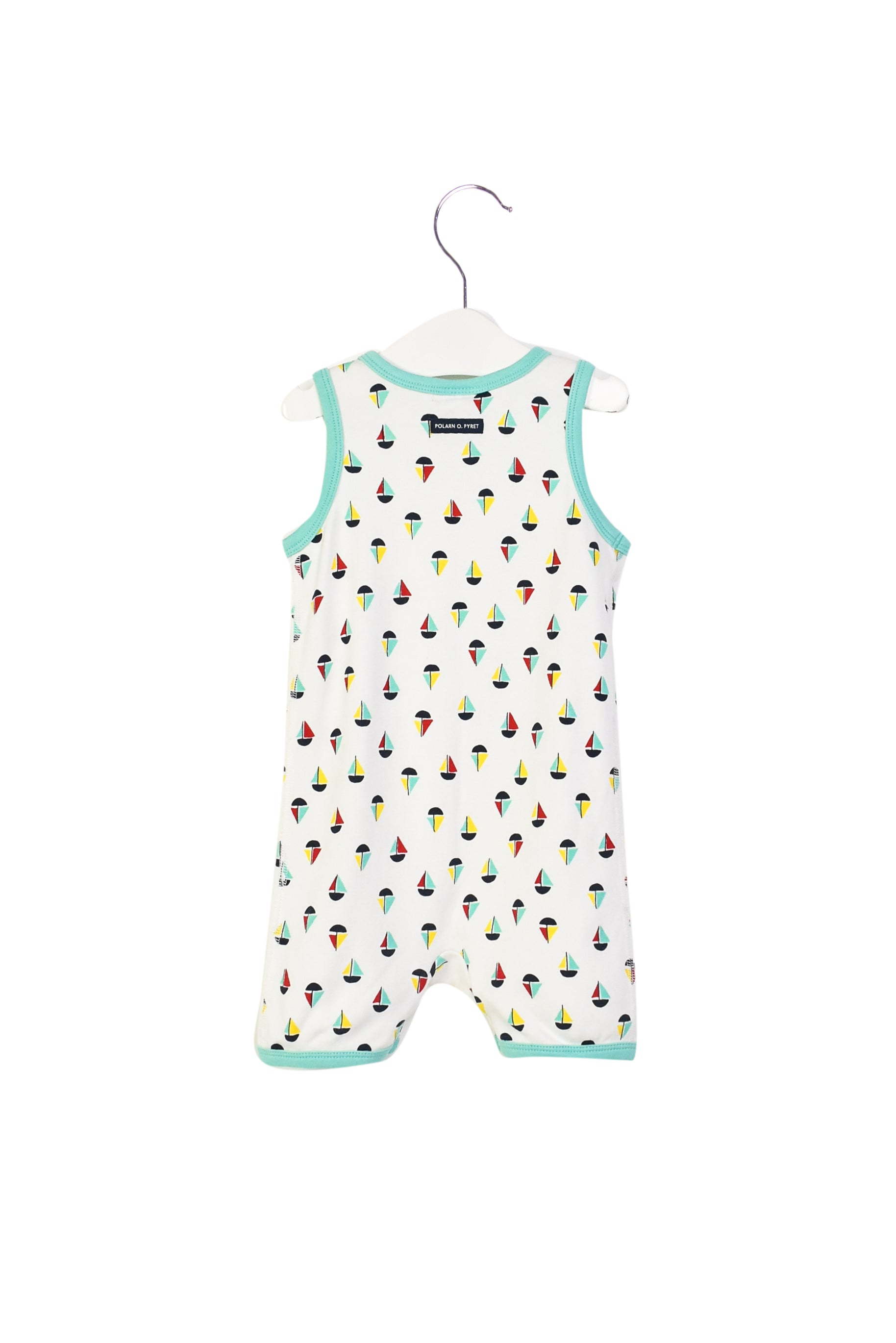 10013250 Polarn O. Pyret Baby~Romper 4-6M at Retykle