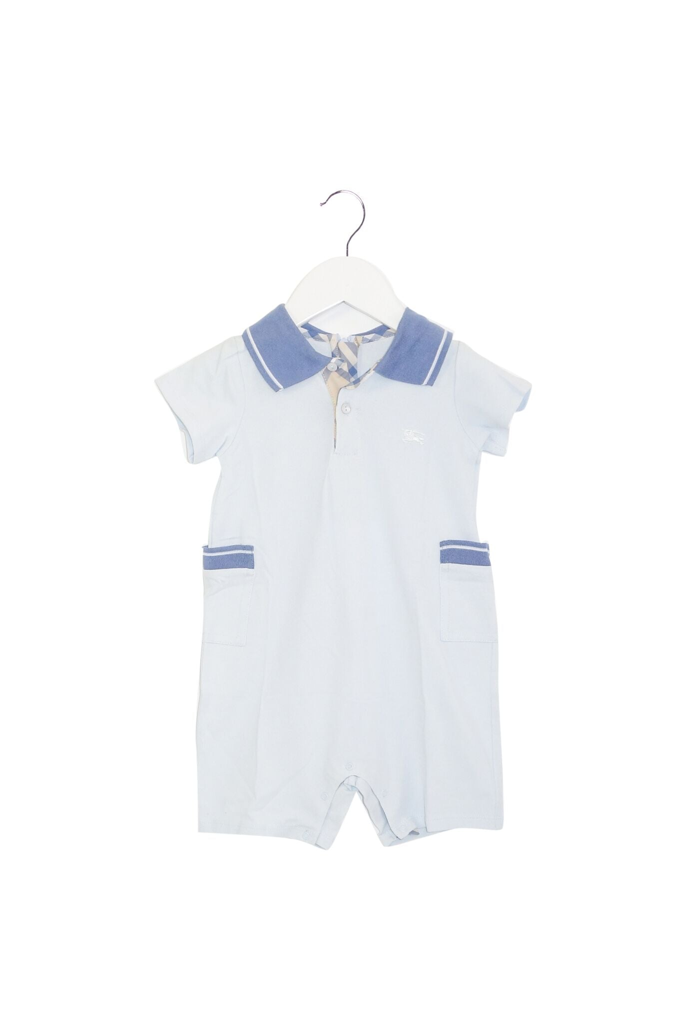 10013700 Burberry Baby ~ Romper 18M at Retykle