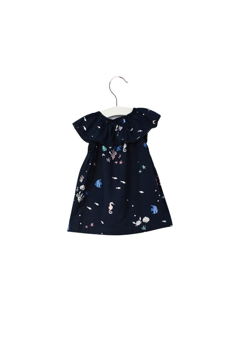 10043237 Country Road Baby~Short Sleeve Dress 6-12M at Retykle