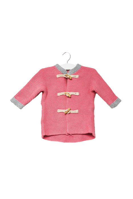 10045997 Seed Baby~Knitted Cardigan 0-3M at Retykle
