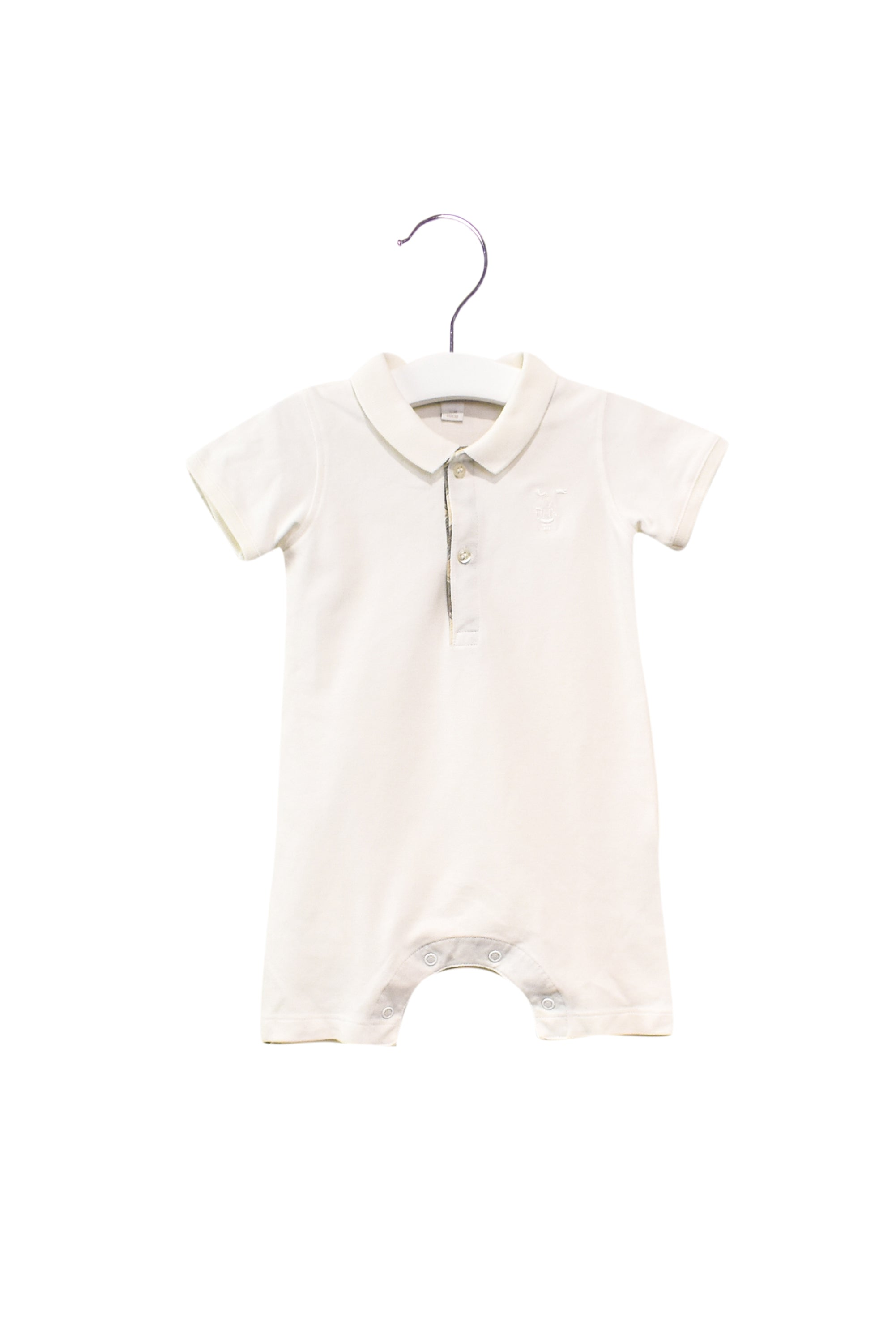 10027949 Burberry Baby~Romper 12M at Retykle
