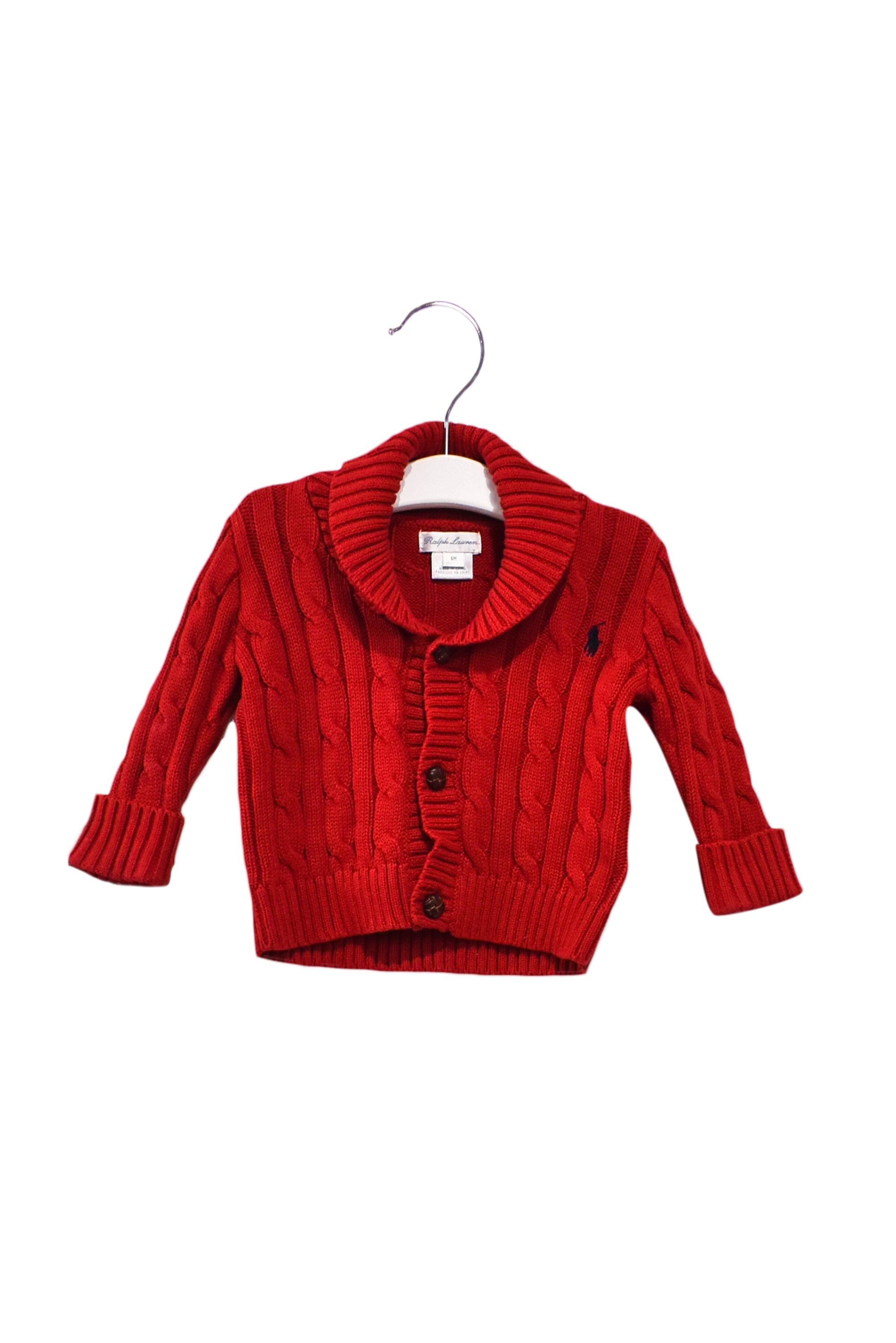 10027951 Ralph Lauren Baby~Cardigan 6M at Retykle